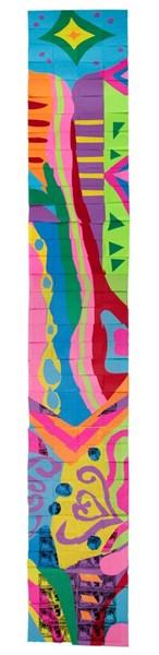 """Coogi Paper"" by Celestia Caredio"