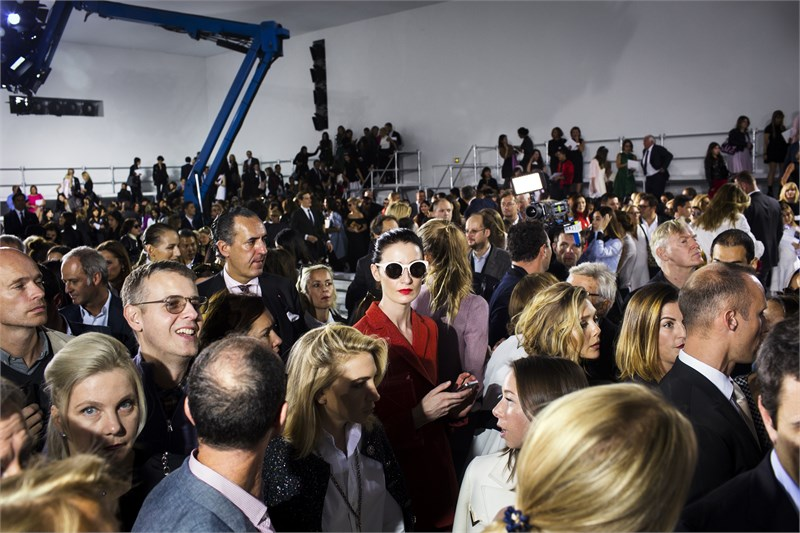 Dior No. 2 (After the Show)
