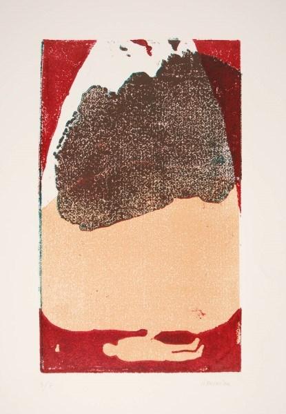 Manuel Amorim Print- Zane Bennett Contemporary Art- Santa Fe New Mexico