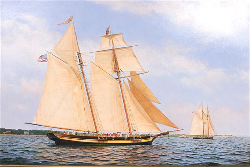 Pride of Baltimore - Gloucester Cup