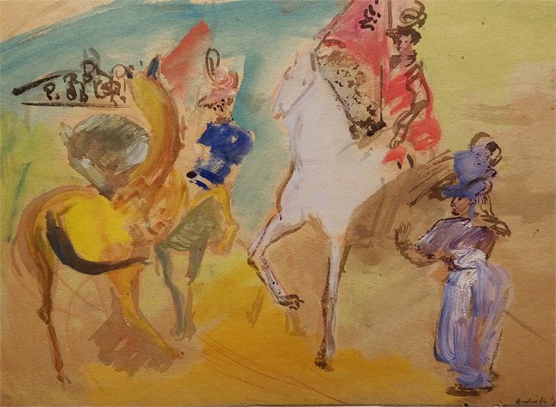 The Circus, c. 1928