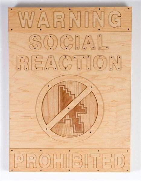 Street Sign: Social Reaction
