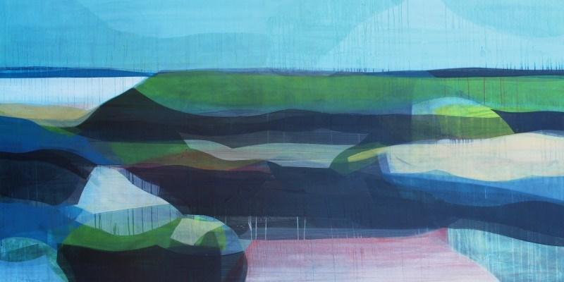 Wessling Pine Island (Color Fields)