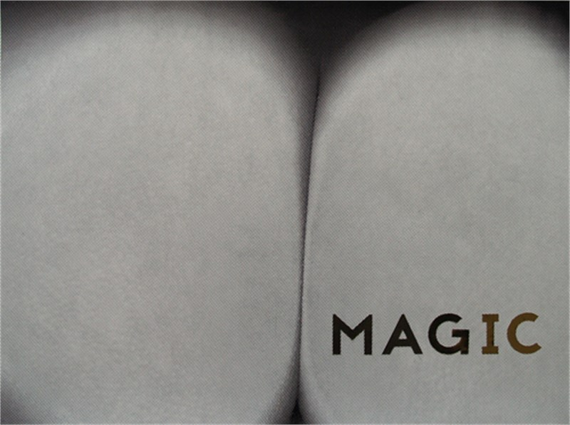 """Magic 3"" by Kaite McHugh"
