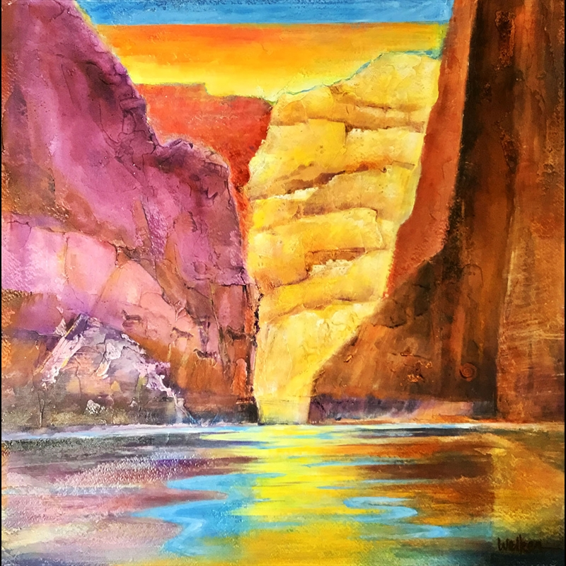 Sunset Canyon