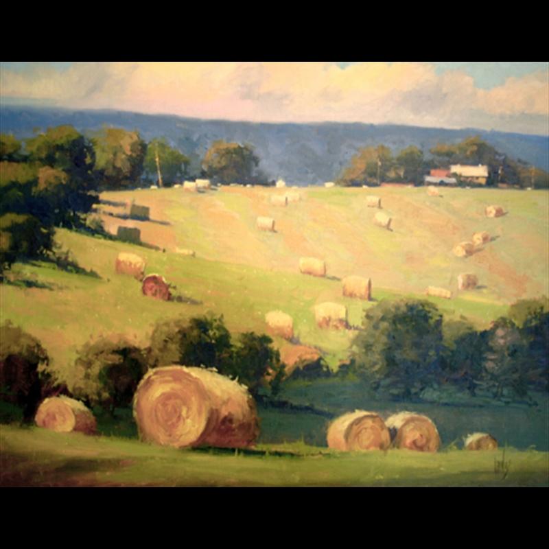 Hills Of Hay
