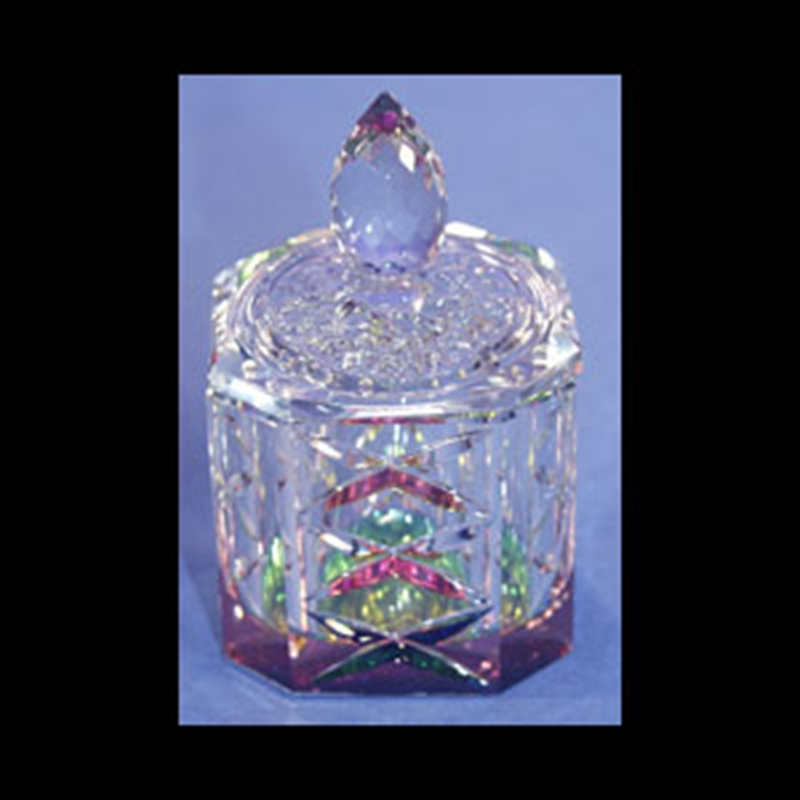 Crystal Candy Dish Large