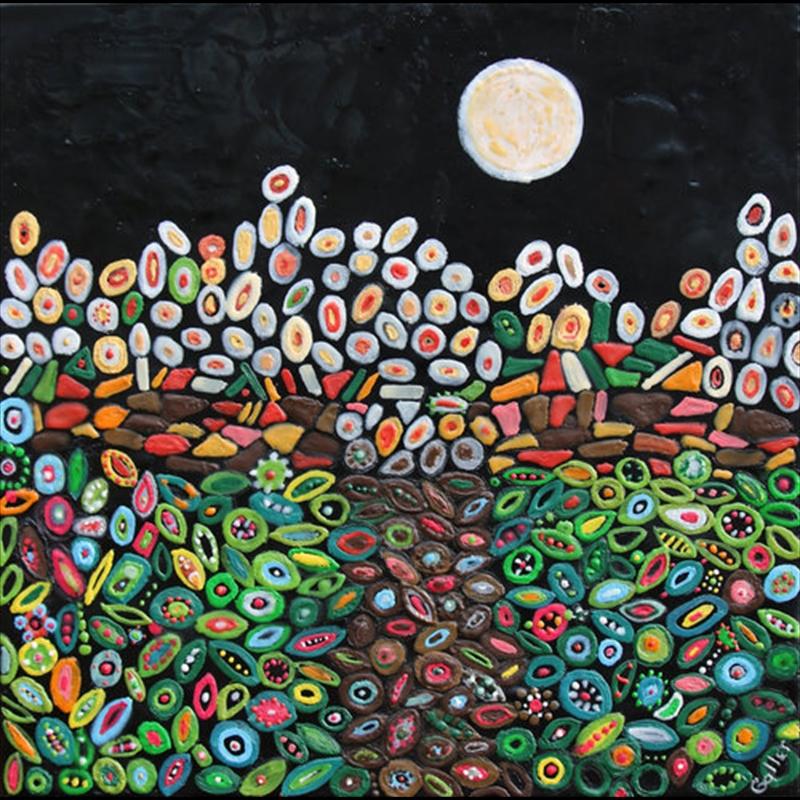 Moonlight Garden Party, 1-30-18