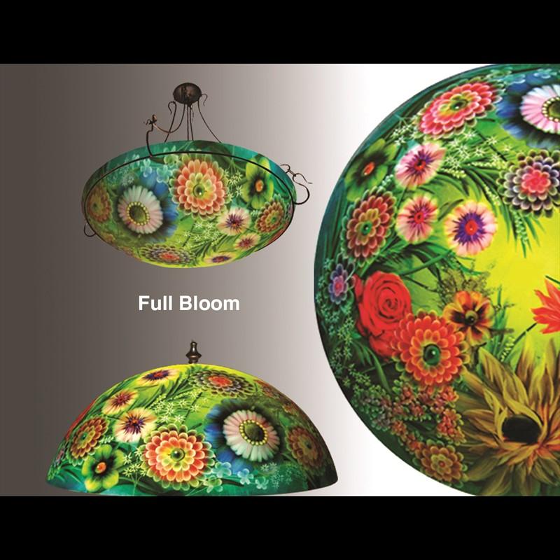 "Display Full Bloom 36"" Ring - S"