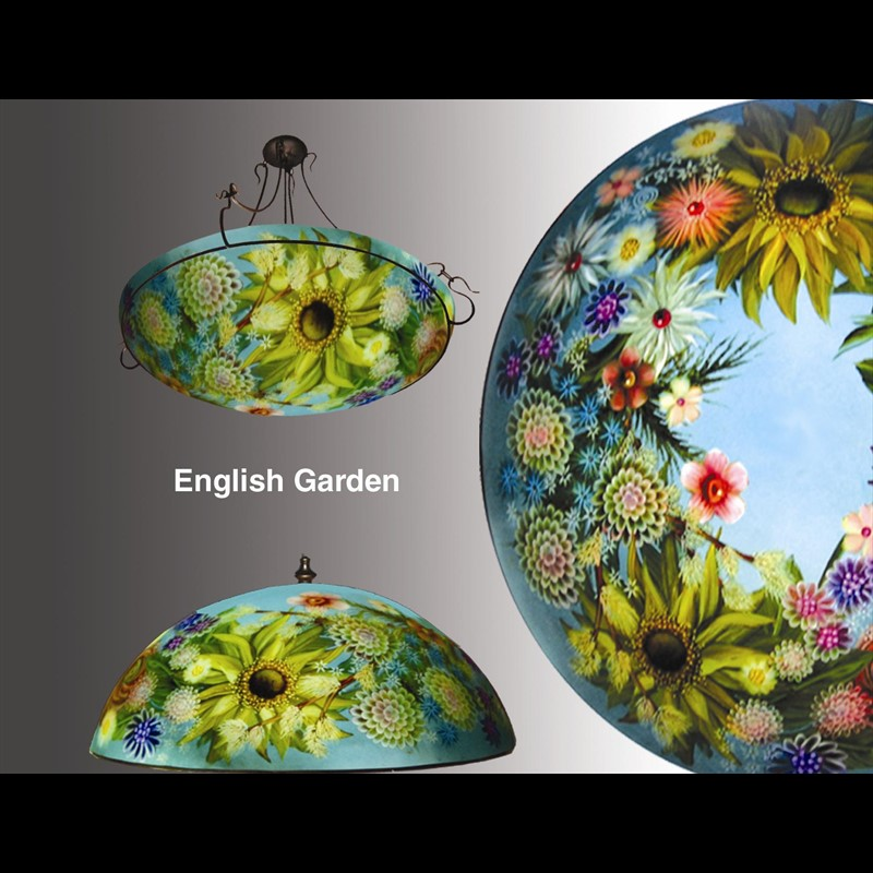 "Display English Garden 30"" Ring - S"