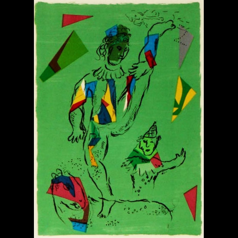 The Green Acrobat, 1979