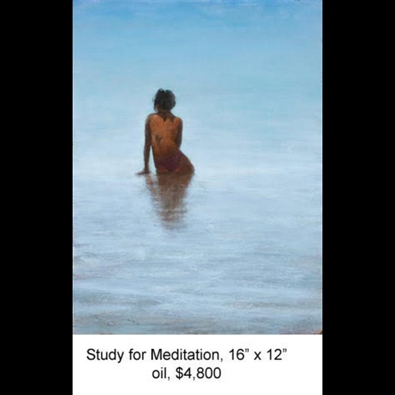 Study for Meditation, 2020