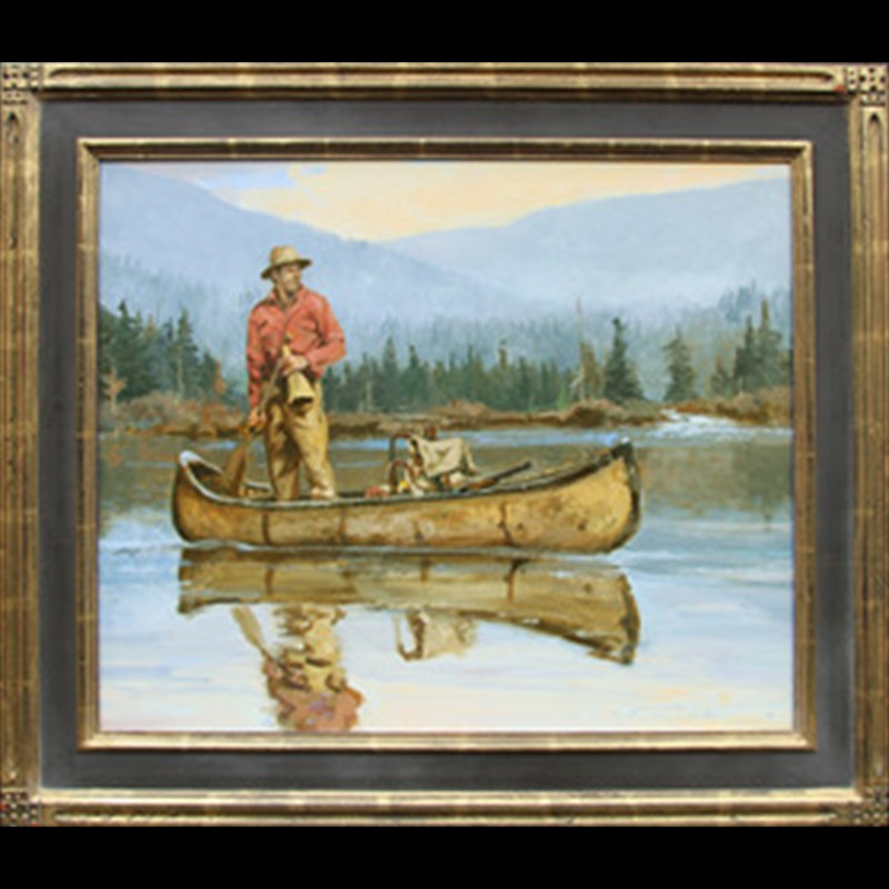 Basin Moose Hunter