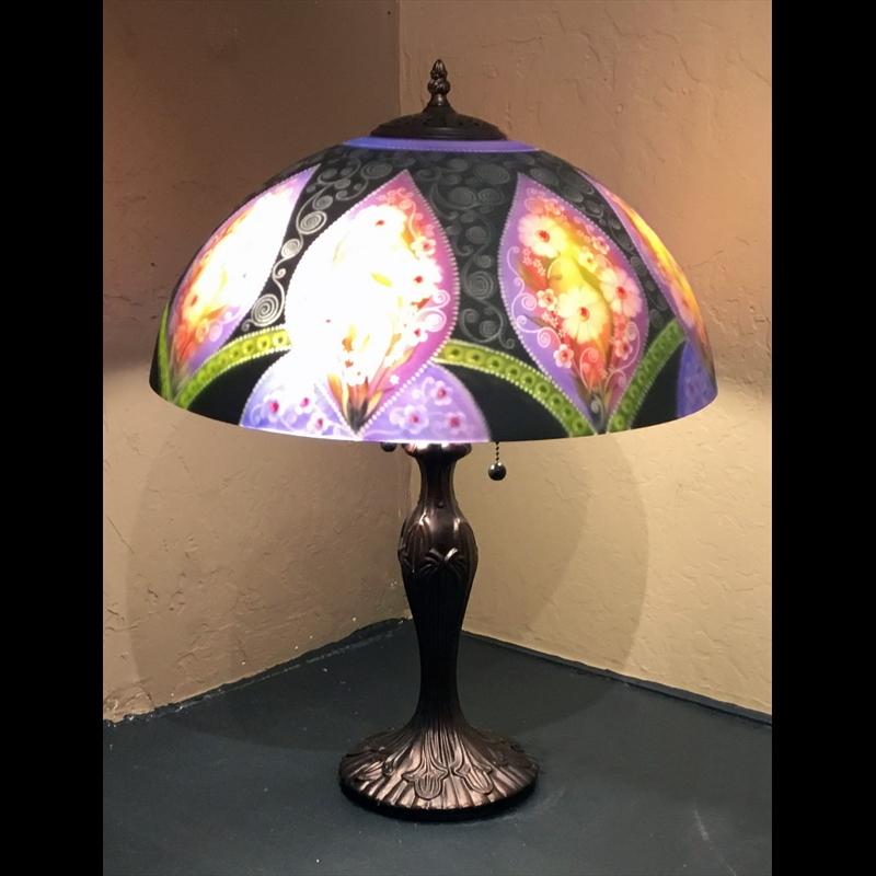 "Lamp 30"" Series #7 (Wardin)"