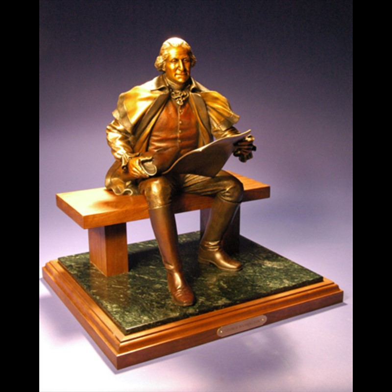 George Washington Maquette (24/100)