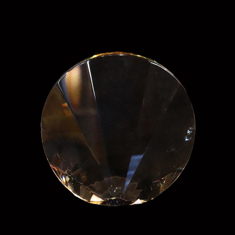 """Shell: 5"""" Optical Crystal"""