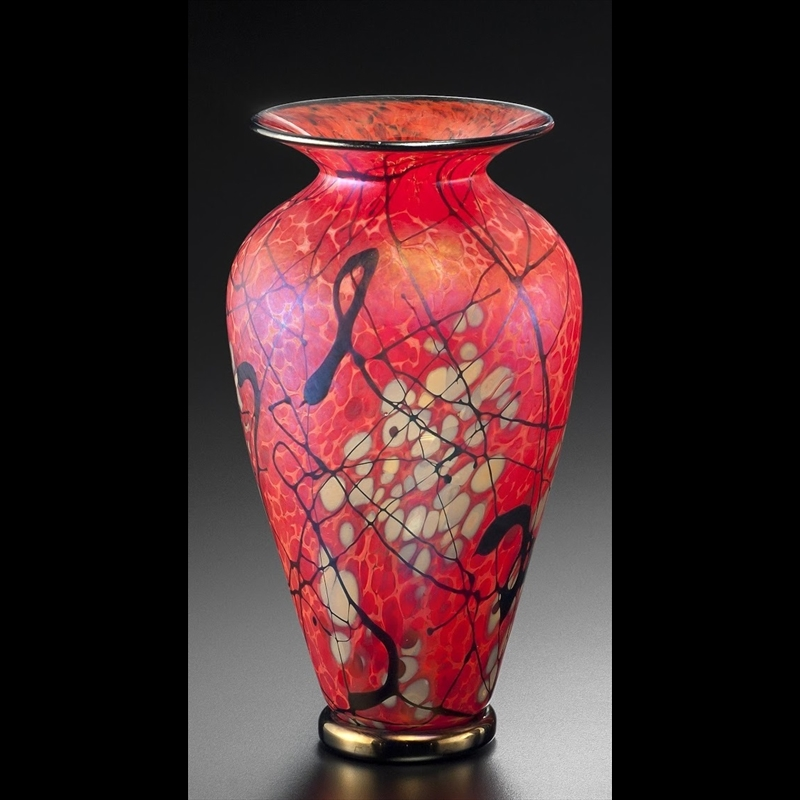 Phoenix Medium Vase-S
