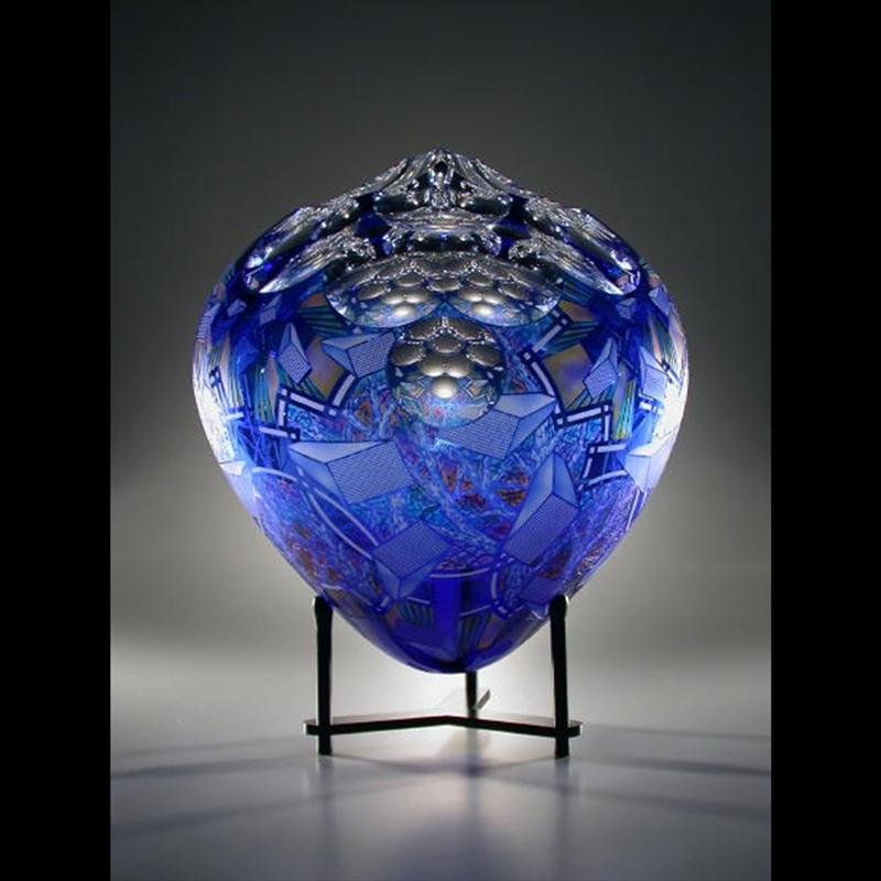 Inner Universe - Medium Blue