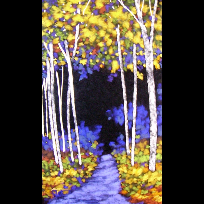 Aspen Smiles (Unframed) 25 x 40