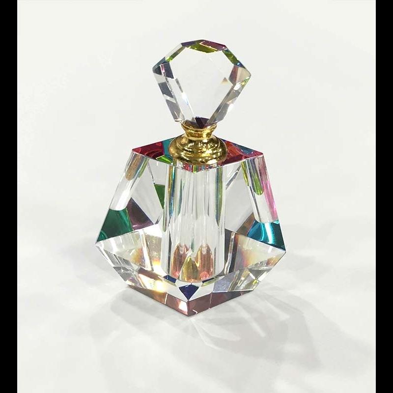 Crystal Perfume Bottle 4 x 2.5-S