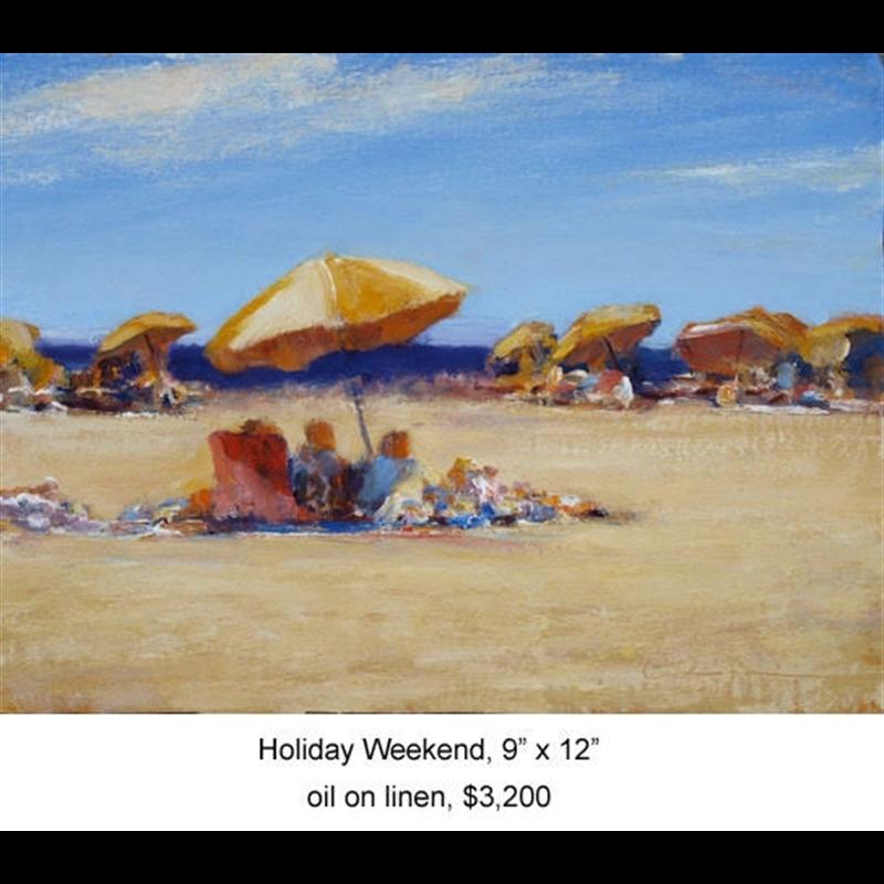 Holiday Weekend, 2020