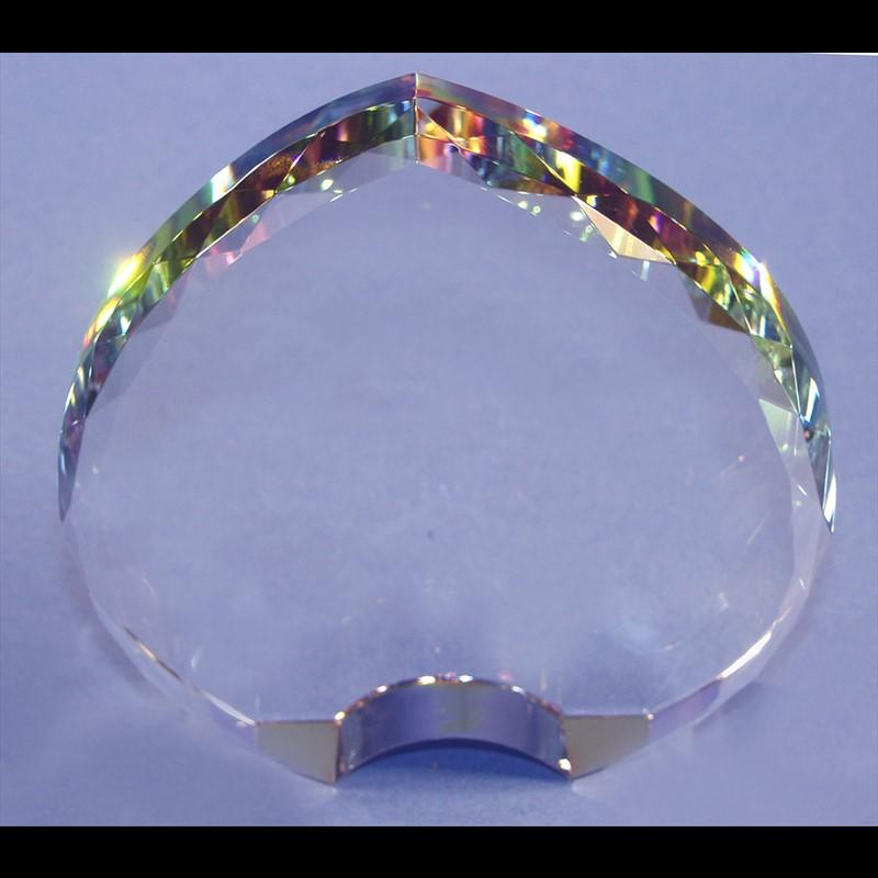 Crystal Heart 6x6-S
