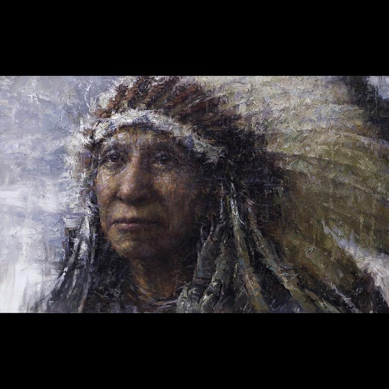 Chief Lone Wolf, 2019