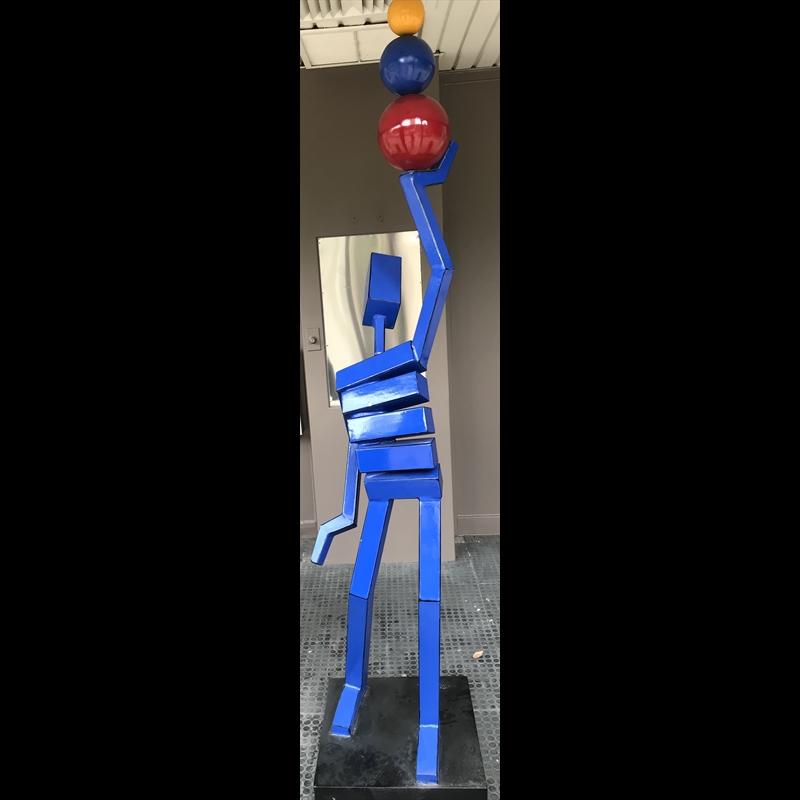 Balancing Act III-Full Size-S