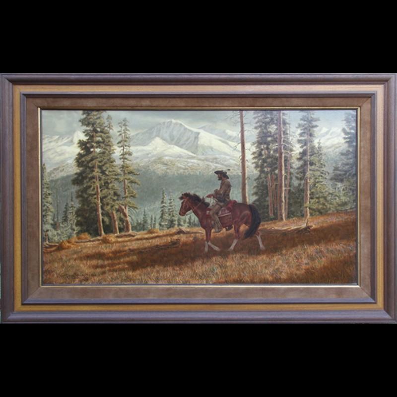 Mountain Shadows, 1973