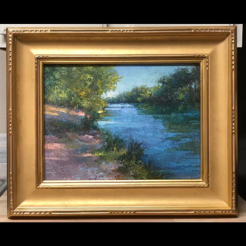 River Bend, 2020