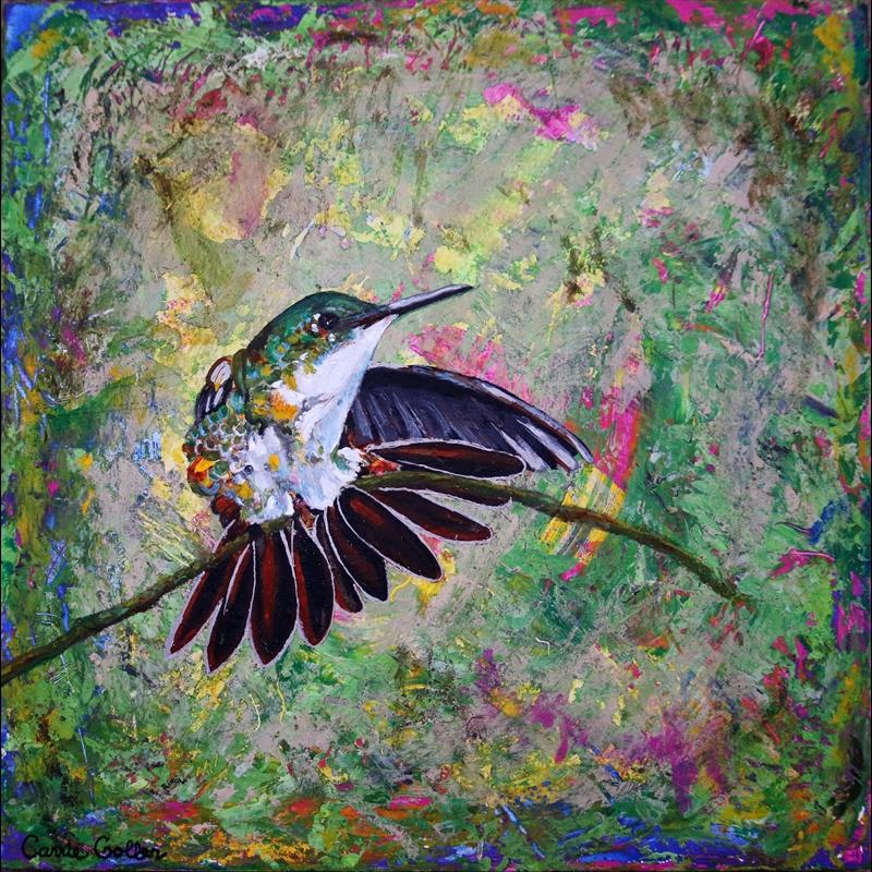 Fantail- Hummingbird, 2019