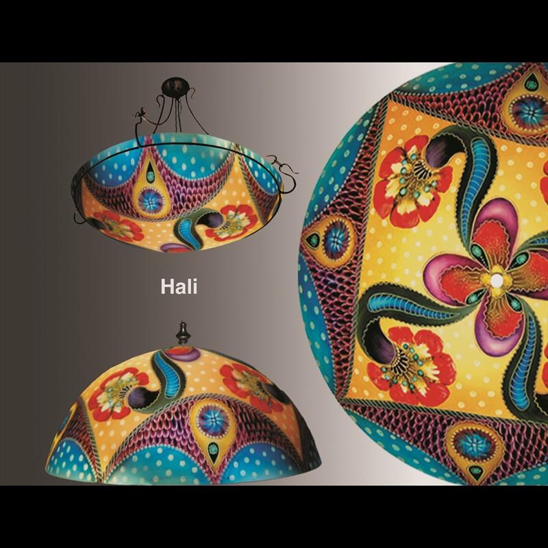 "Display Hali 24"" Ring - S"