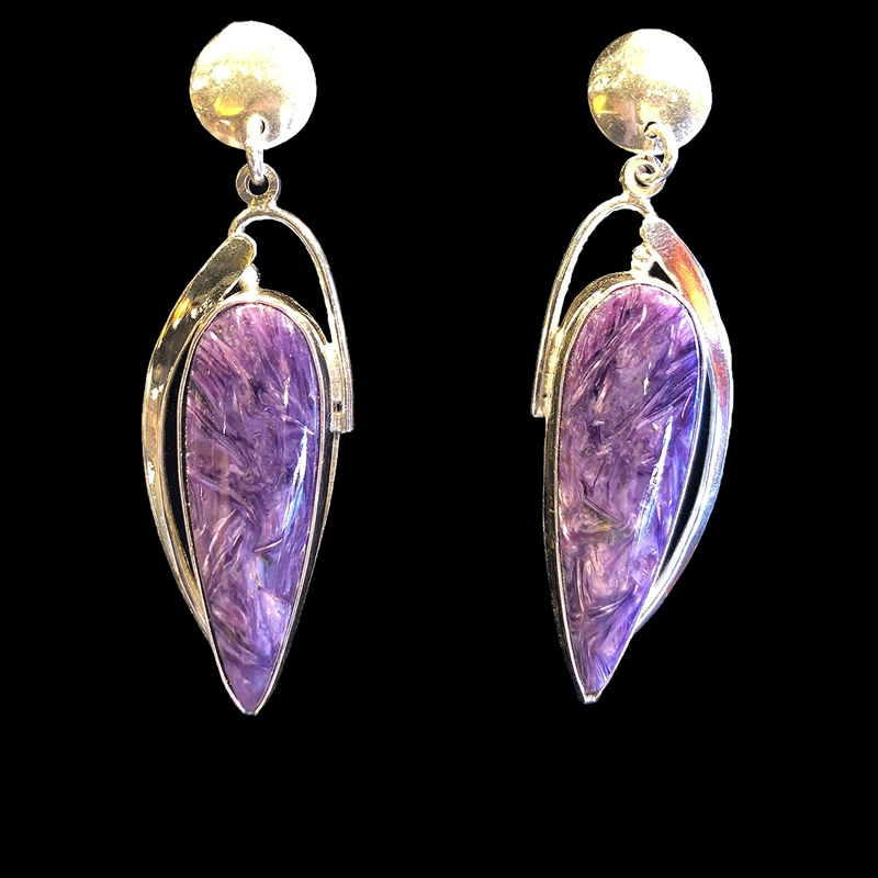 Sterling Silver with Charite