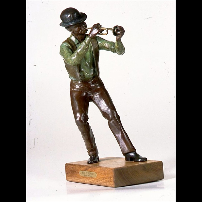 Blues in the Night Statue - S (5/15)