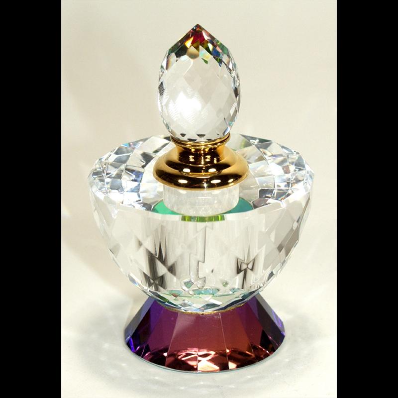 Crystal Perfume Bottle-PO