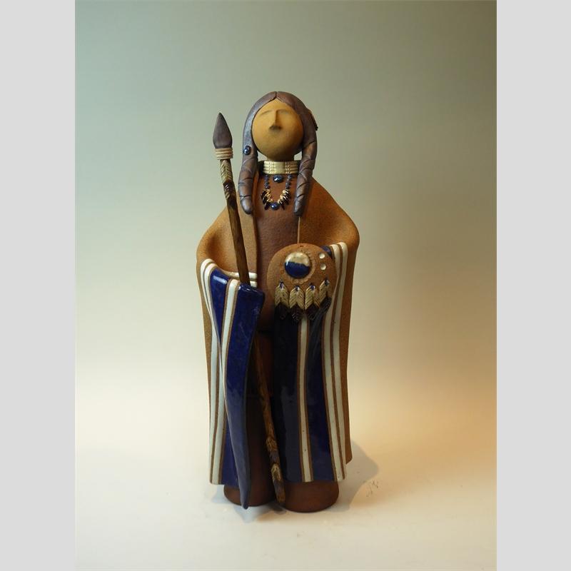Lakota Warrior