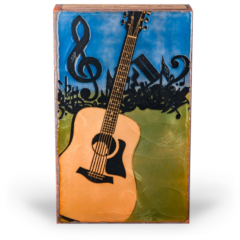 """In Tune """"Life and love go on. Let the music play."""" - Johnny Cash (Edition )"""