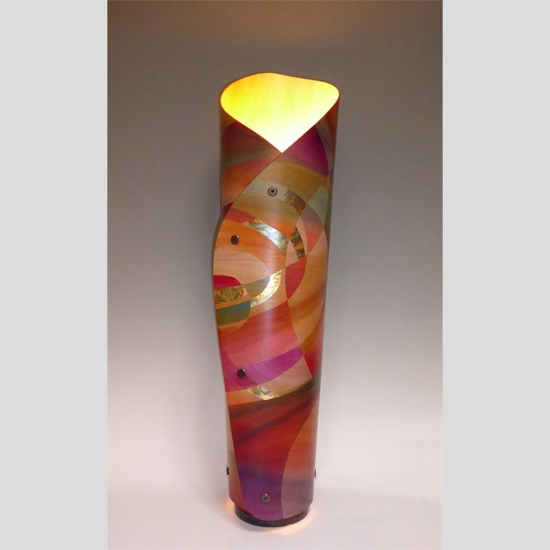 Canyon Sunset Lamp