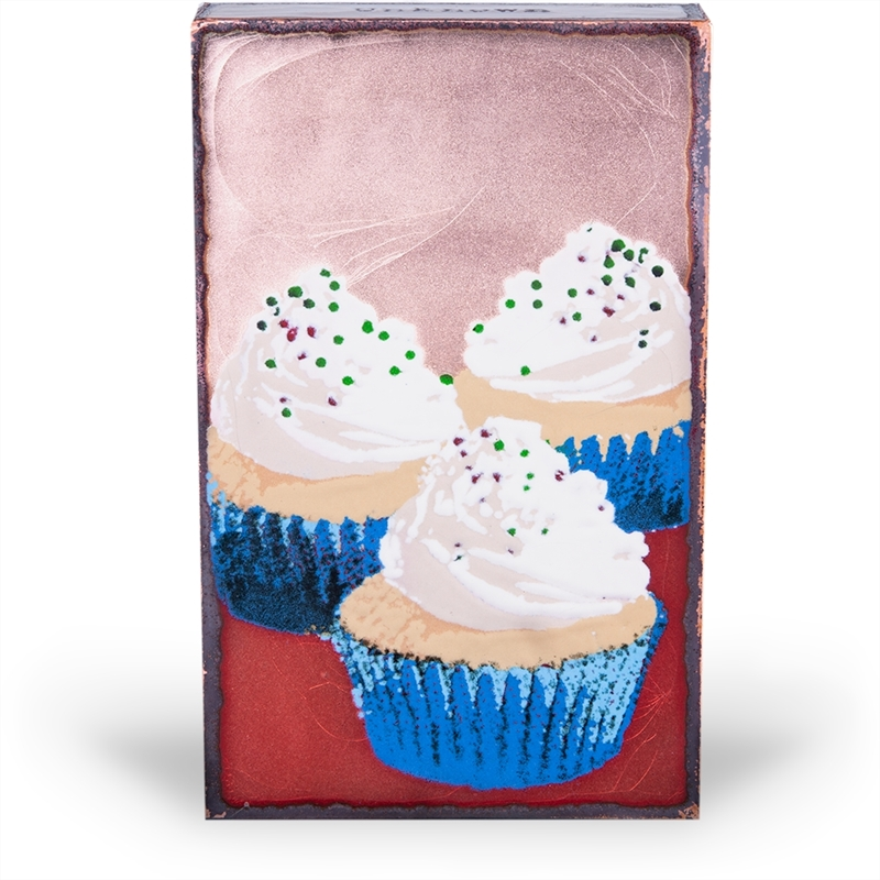 """Delicacy """"Be a cupcake in a world full of muffins.""""  - Unknown"""