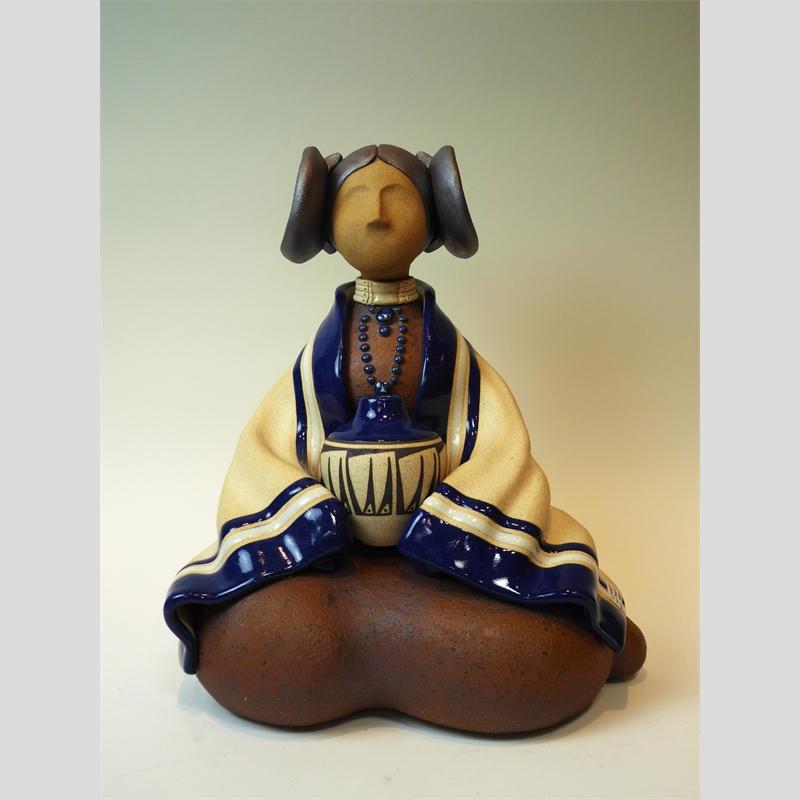 Hopi Woman , 2019