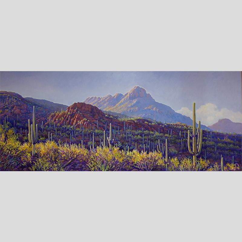 Sombrero Peak Vista (Edition 1)