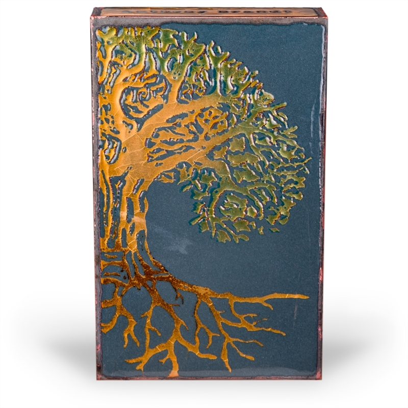 """Family Tree ~ """"Other things may change us, but we start and end with family"""" - Anthony Brandt"""