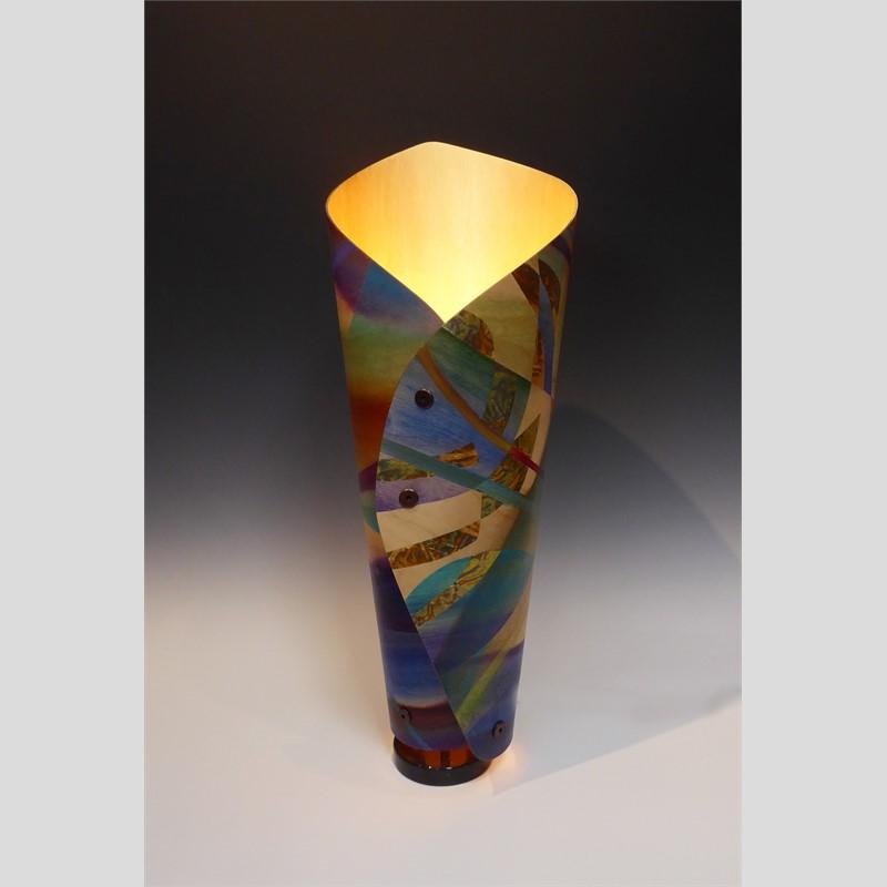 Sky High Sculptural Lamp