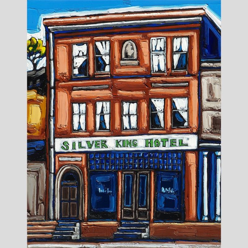 Silver King Hotel, Bisbee