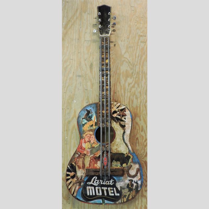 Lariat Motel Guitar