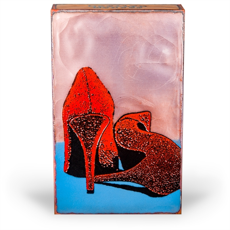"""Ms. """"Give a girl the right shoes and she can conquer the world""""  Marilyn Monroe"""
