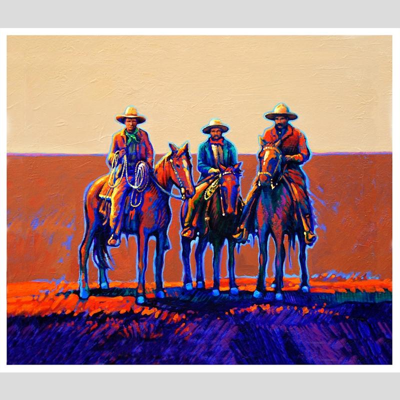 High Plains Buckaroos (Edition 1)