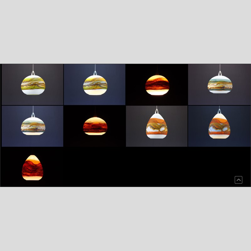 Pendant Lights ~ Opal Group