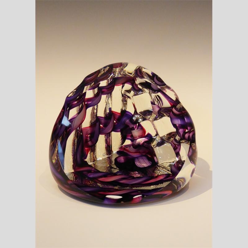Corner Cube Purples