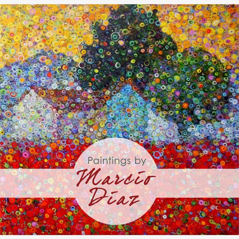 Marcio Diaz: New Works   exhibition catalog, 2015